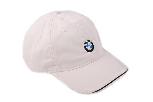 Genuine BMW Twill Cap - Stone