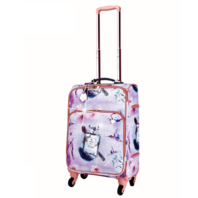 Arosa Fragrance Luggage Travel Luggage American Tourister with Spinners - Brangio Italy Collections