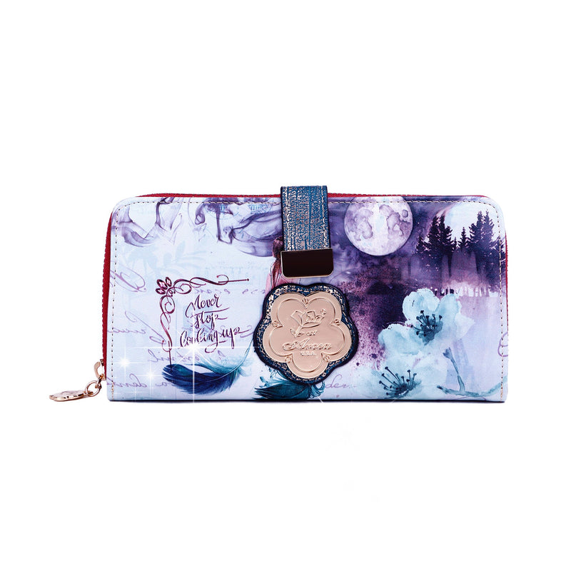 Fairy Tale Wallet for Women Travel Companion - Brangio Italy Collections