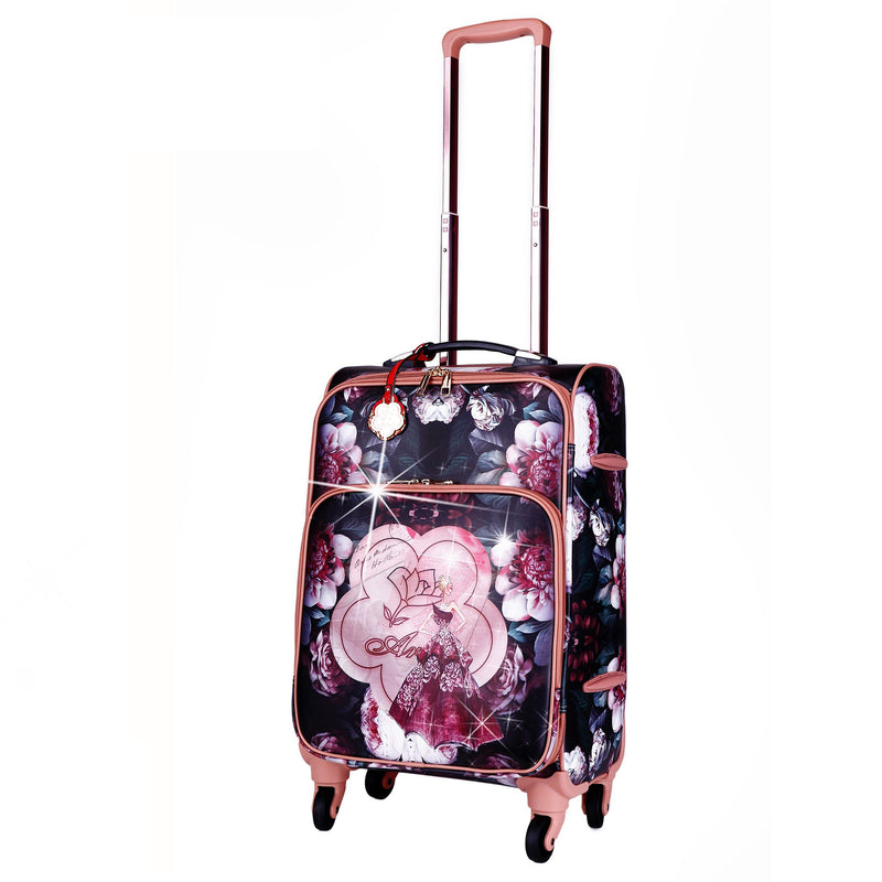 Queen Arosa Carry-on American Tourister with Spinners - Brangio Italy Collections