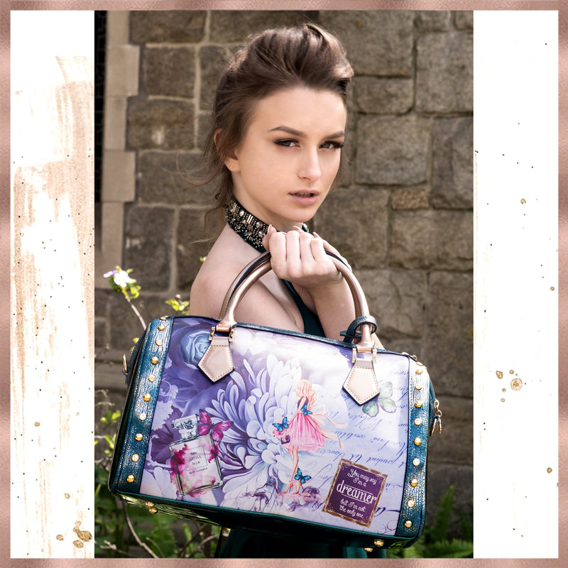 Dreamerz Dome Fashion Handbag - Brangio Italy Collections