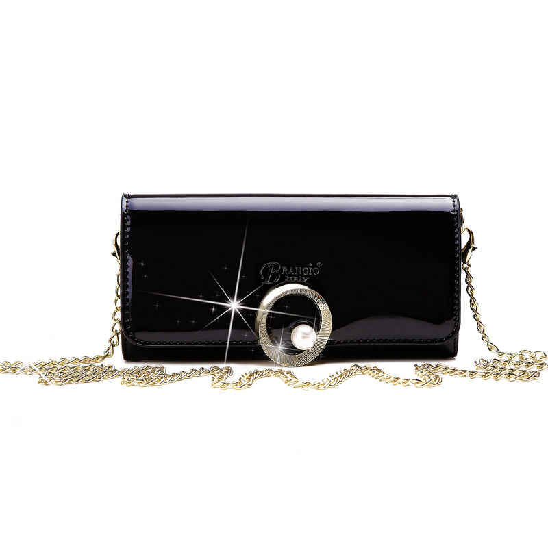 Moonshine Crossbody Women Wallet Clutch - Brangio Italy Collections