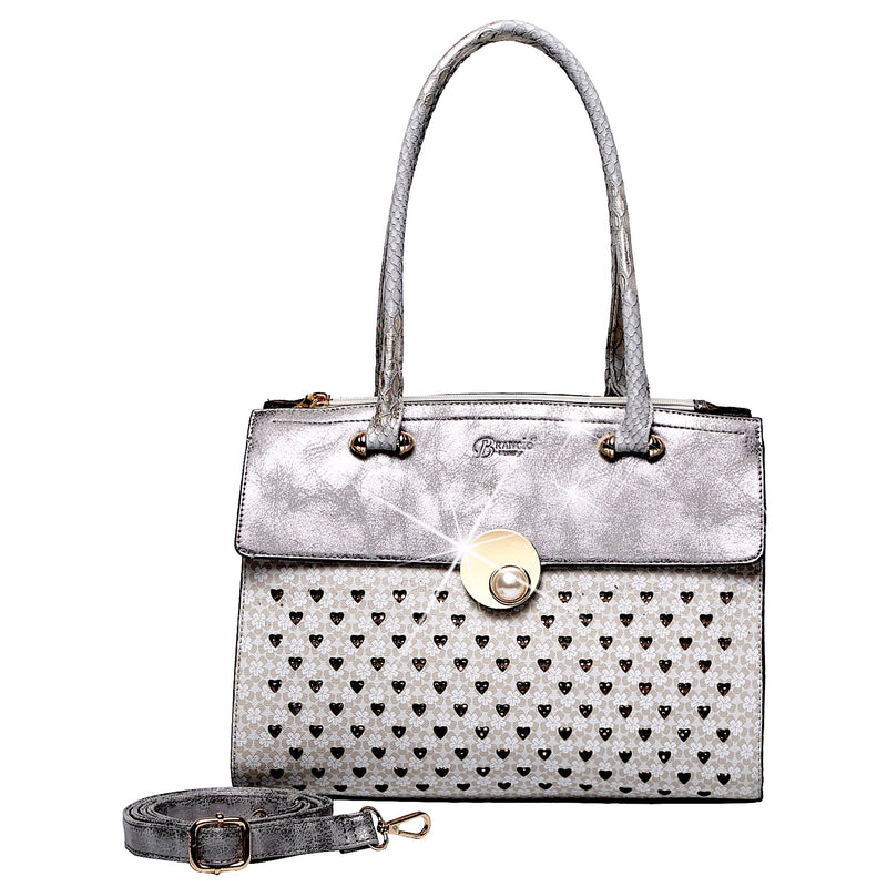 Twinkle Moon Designer Crystal Handbags for Women - Brangio Italy Collections