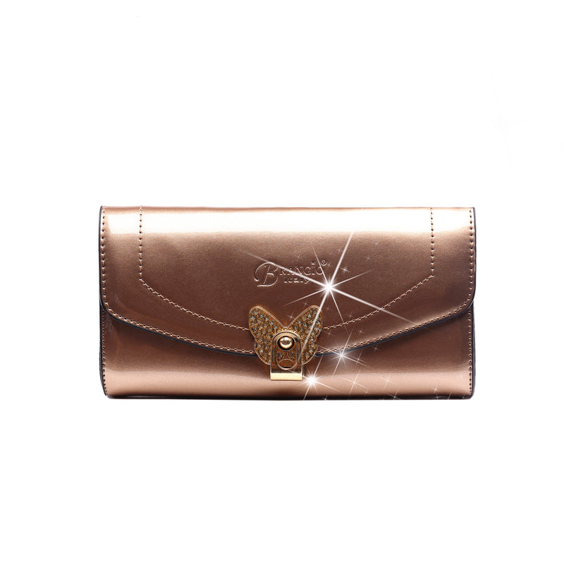 S'Envoler Classy Paris Fashion Wallets for Women - Brangio Italy Collections