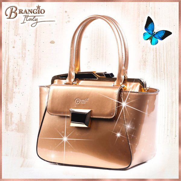Facile Minimalist Fashion Purse - Brangio Italy Collections