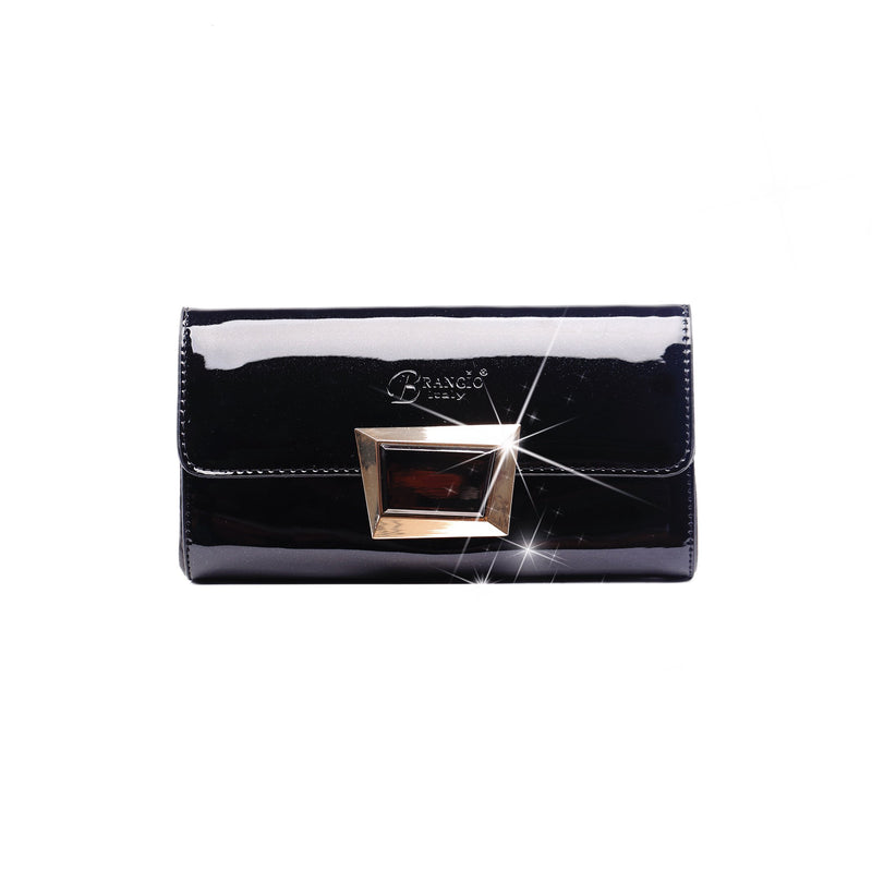 Facile Florence Clutch Wallet Handbag for Women - Brangio Italy Collections