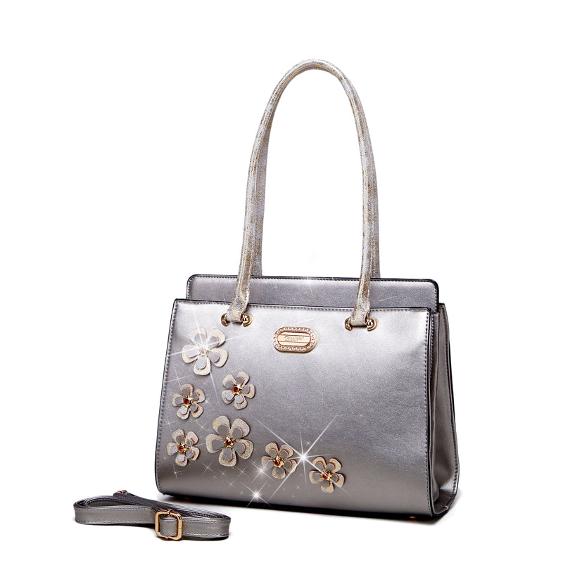 Twinkle Cosmos Florality Purse and Handbag - Brangio Italy Collections