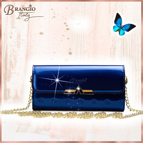 Meteor Sky Mini Clutch Crossbody Bag for Women - Brangio Italy Collections
