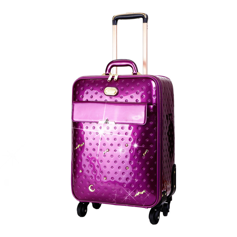 Meteor Sky Underseat Travel Luggage American Tourister with Spinners - Brangio Italy Collections