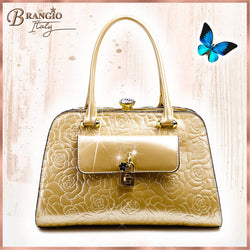 Rosy Lox 2.0 Purse and Handbag - Brangio Italy Collections