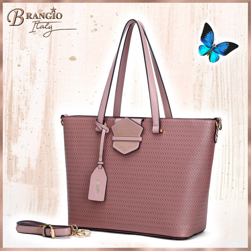 Chic Godess Handmade Fashion Handbag Tote - Brangio Italy Collections