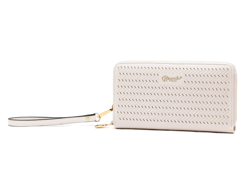 Chic Godess Handmade Wristlet Wallet - Brangio Italy Collections