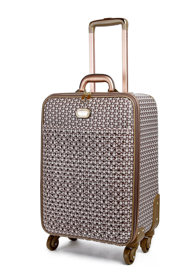 Galaxy Stars Clover Luxury Signature Travel Luggage [ITEM#:RLL]