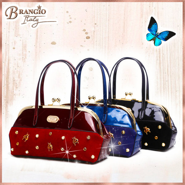 Honey Bee Handmade Women's Evening Bag - Brangio Italy Collections
