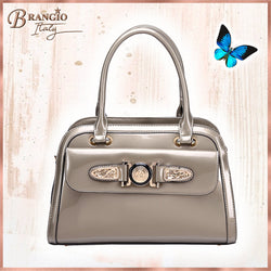 Venetian Romance 100% Vegan Leather Minimalist Womens Fashion Purse - Brangio Italy Collections