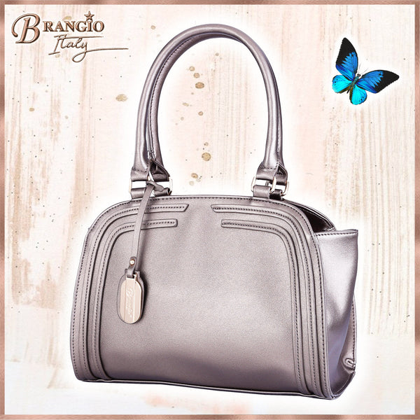 Cleopatra Fashion Handbag Minimalist Purse - Brangio Italy Collections
