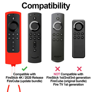 Firestick 4K Remote Cover Case