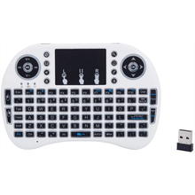 Load image into Gallery viewer, i8 Mini Wireless Keyboard (White)