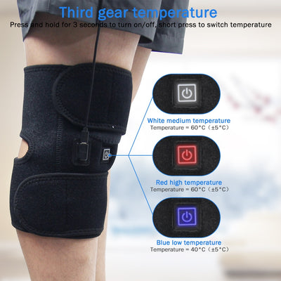 Heating Therapy Kneepad - Grabea