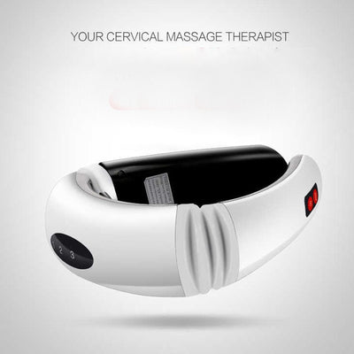 Electric Neck Massager - Grabea