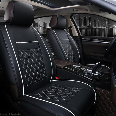 Leather Universal Car Seat Covers - Grabea