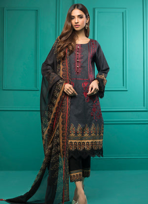 Sahil Lawn Collection DN-01