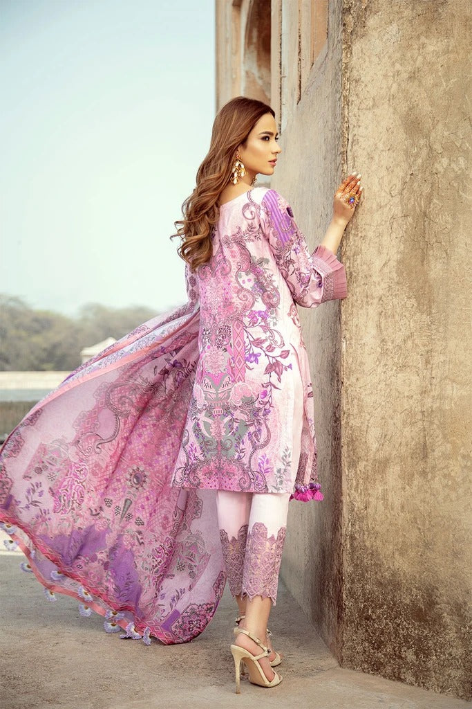 Ramsha Chevron Luxury Lawn Collection - 209
