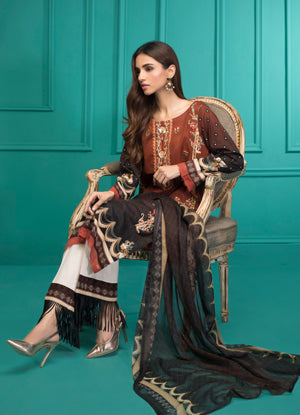Sahil Lawn Collection DN-02