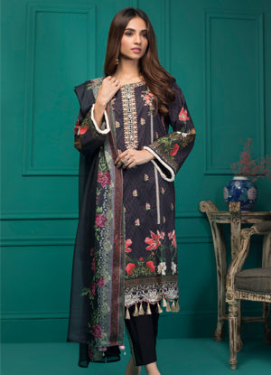 Sahil Lawn Collection DN-04