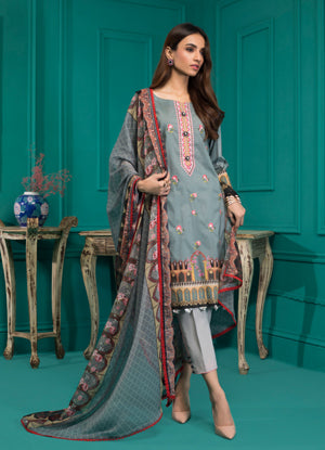 Sahil Lawn Collection DN-05