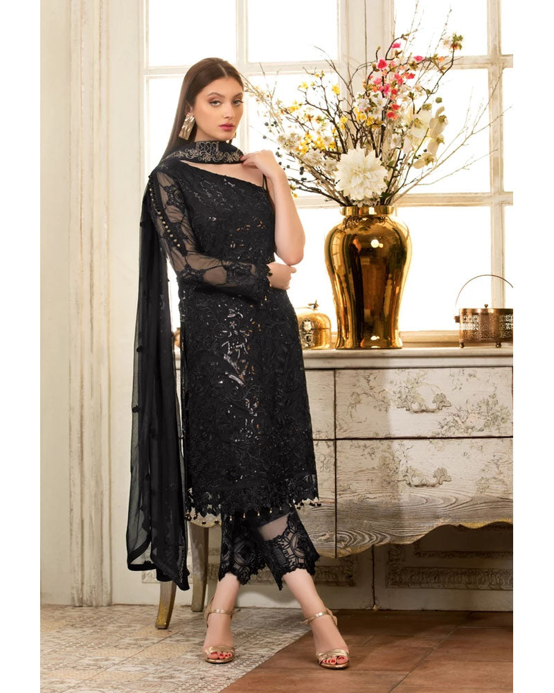 Ramsha Rangoon Collection Vol 4 Pakistani Salwar Suit D-401