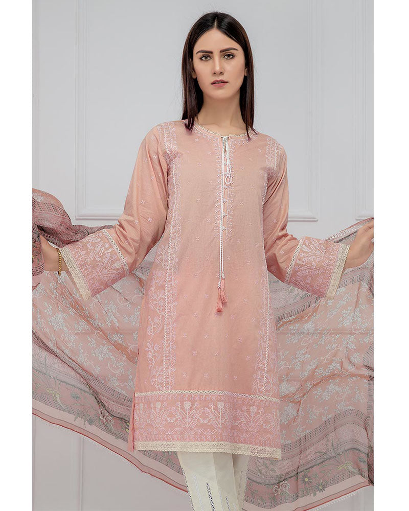 LSM Chikankari Essential Collection 2019 Salwar Suit DN-02