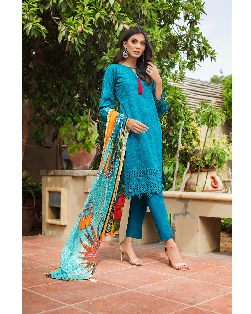 Kalyan Festive Embroidery Collection  Vol 4 DN-03