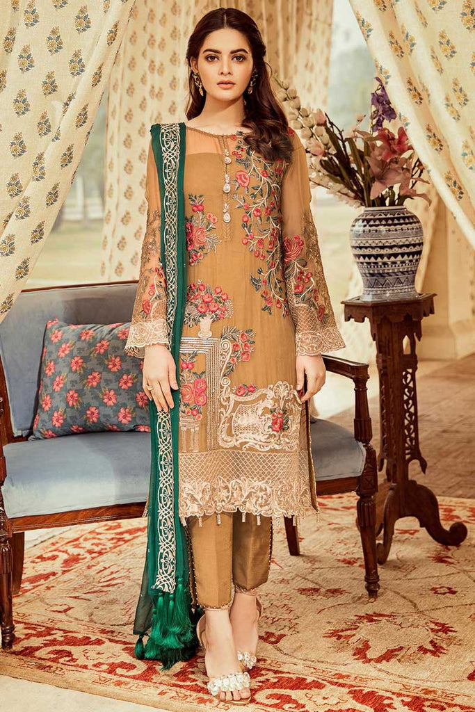 Imrozia Nostalgic Climax Chiffon Collection Salwar Suit Design 03