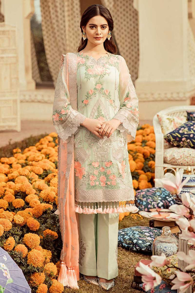 Imrozia Nostalgic Climax Chiffon Collection Salwar Suit Design 04