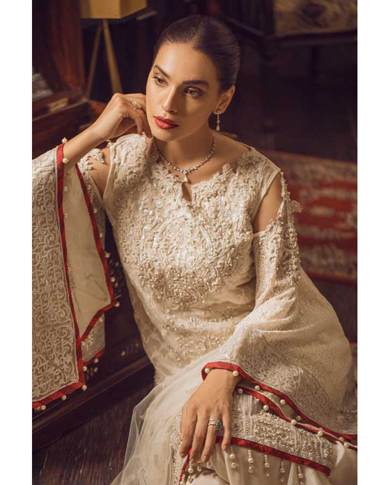 Adan Libas Wedding Festive Guzarish Luxury Chiffon Collection DN-07