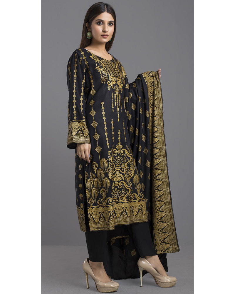 Sahil Winter Linen by ZS Pakistani Suits DN-08