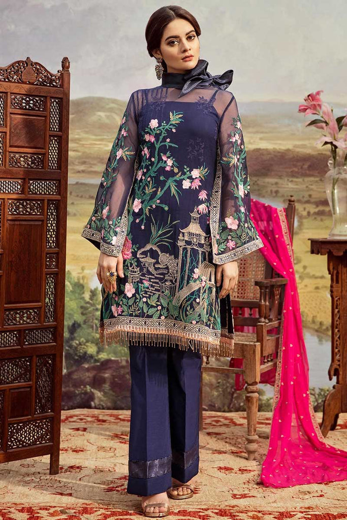Imrozia Nostalgic Climax Chiffon Collection Salwar Suit Design 08