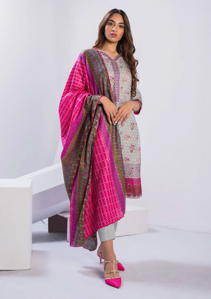 Original Pakistani Sahil Cotton Salwar Kameez DN-10