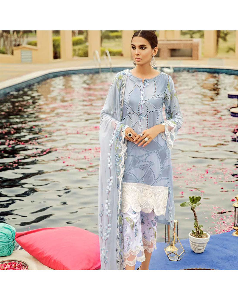 Charizma Eid Collection Unstitched Salwar Suits Pearl River ED-38