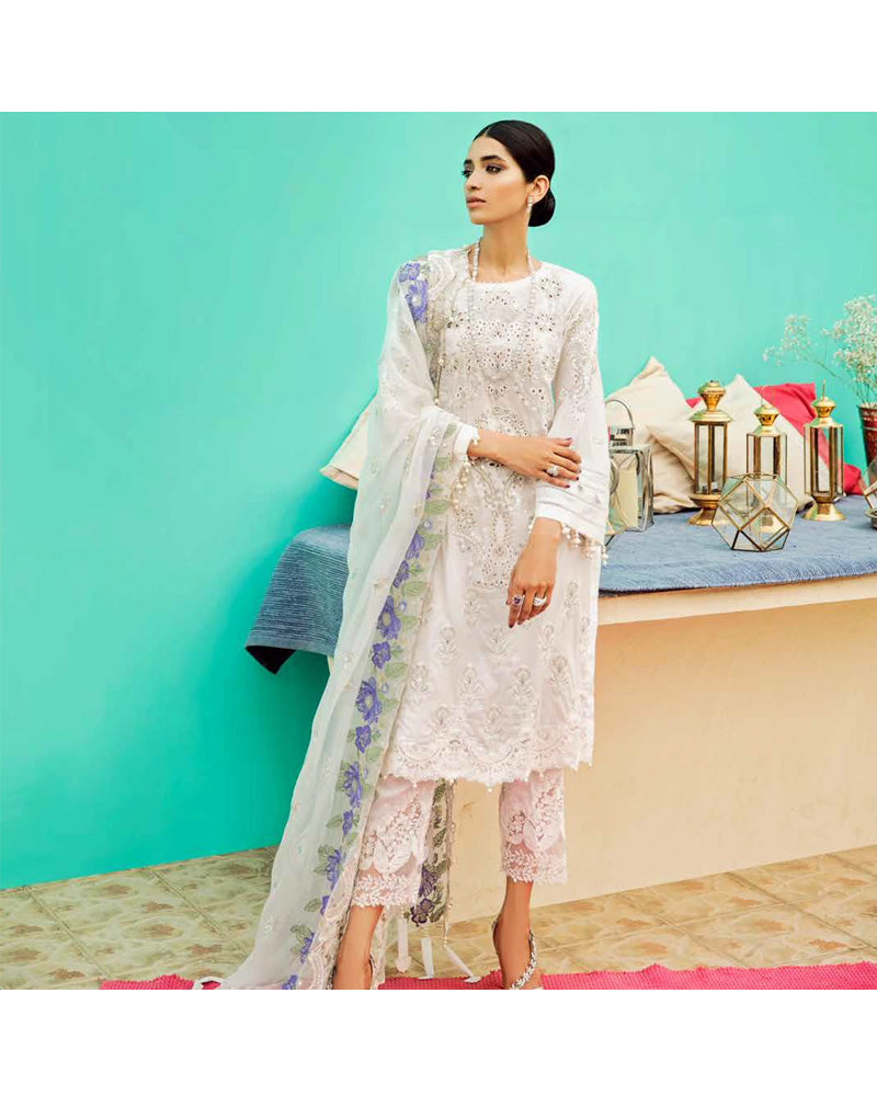 Charizma Eid Collection Unstitched Salwar Suits Moon Light ED-39