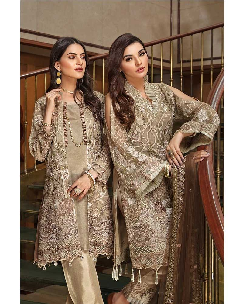 Casual Salwar Kameez Collection Volume 18 from Ramsha F-1801