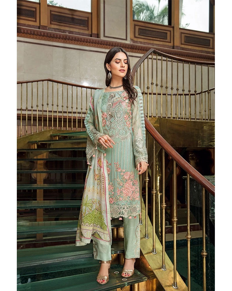 Casual Salwar Kameez Collection Volume 18 from Ramsha F-1802
