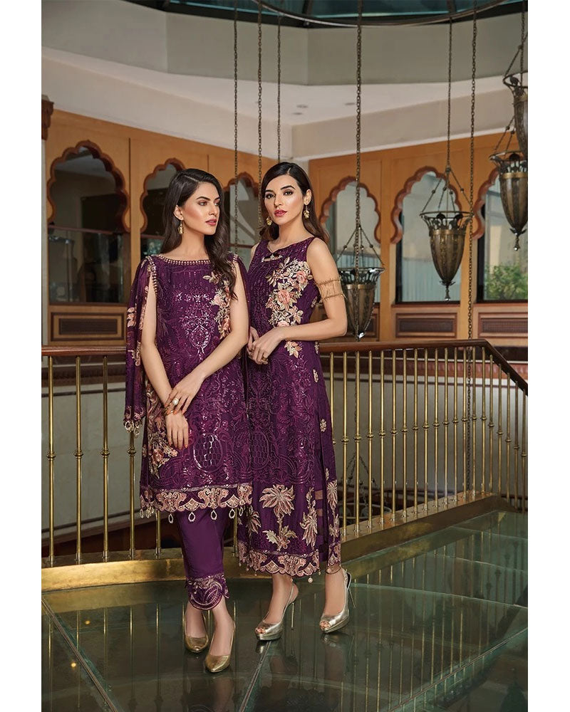 Casual Salwar Kameez Collection Volume 18 from Ramsha F-1803