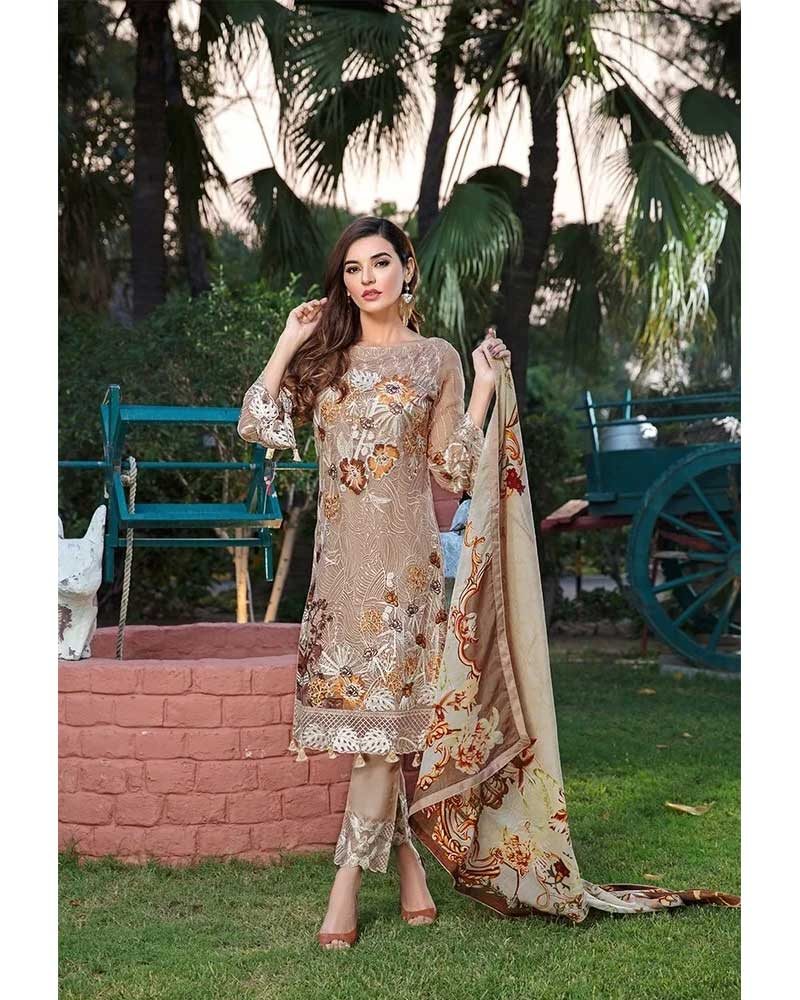 Casual Salwar Kameez Collection Volume 18 from Ramsha F-1805