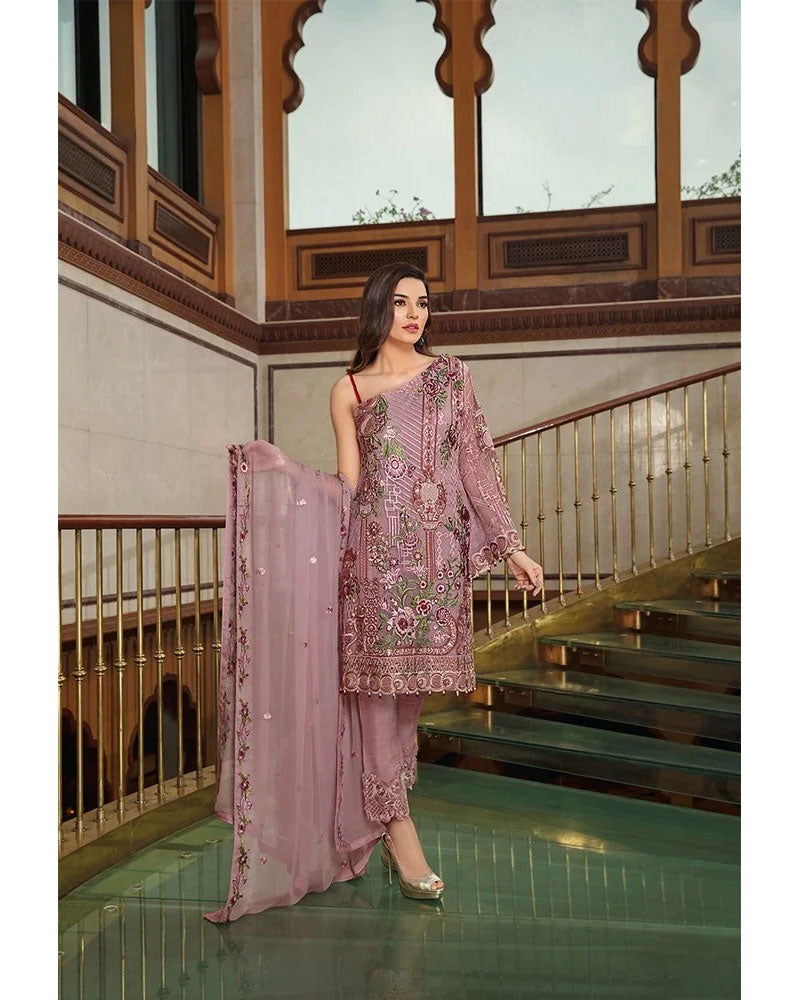 Casual Salwar Kameez Collection Volume 18 from Ramsha F-1809