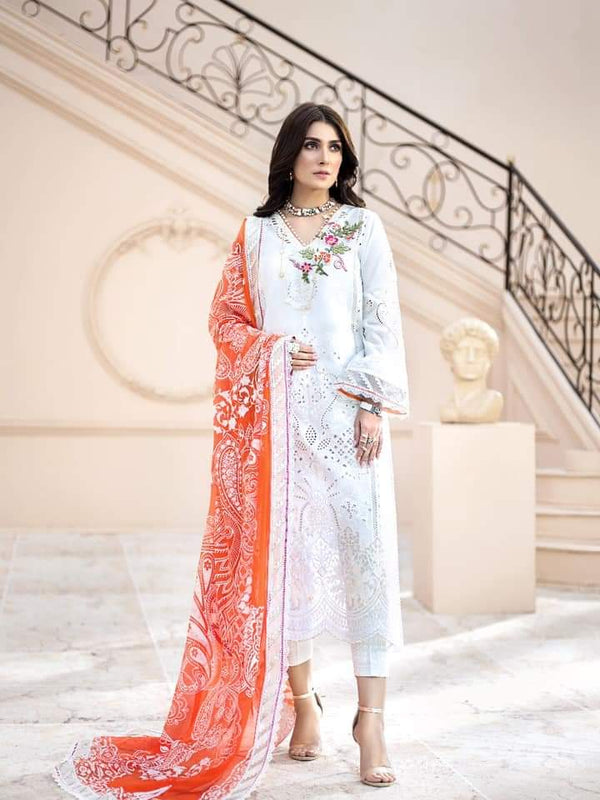 Noor Luxury Lawn Collection 2020 D-2a