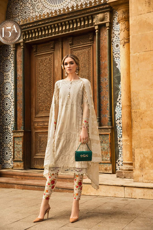 Maria B Luxe Lawn Collection 2020 - 15a