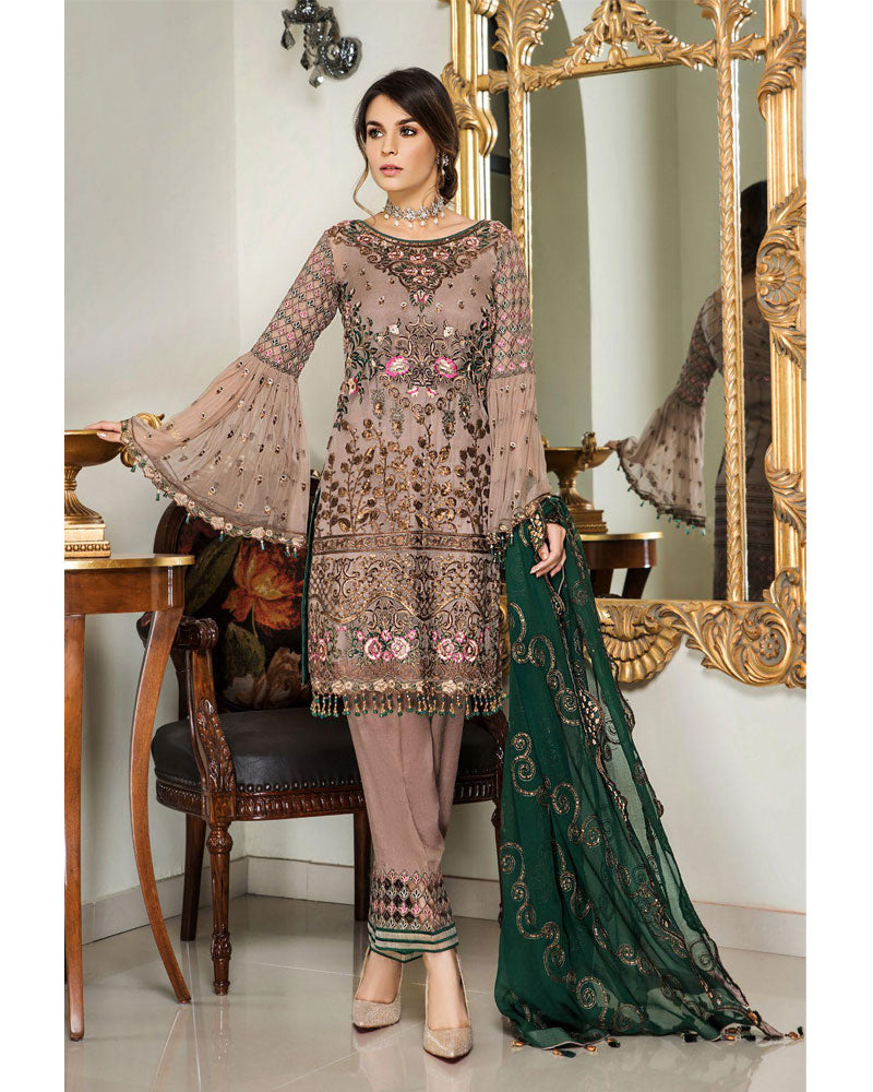 Maryam's Gold Vol 5 Vendigris Umber MG-58