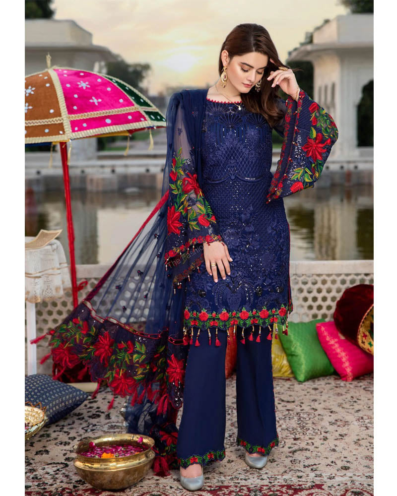 Maryams Premium Vol 4 Pakistani Salvar Suit MP-138